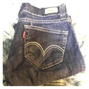 Levi's jeans size 9 regular